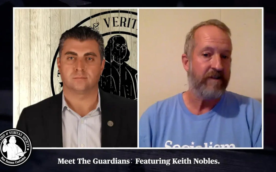 Meet The Guardians: Keith Nobles
