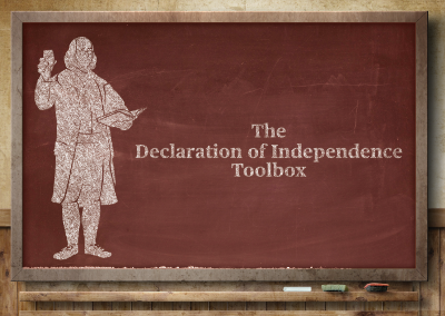 The Declaration of Independence Toolbox