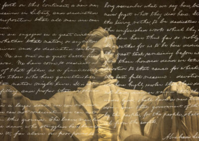 SPEAKING TO THE LIVING AND THE DEAD: LINCOLN'S GETTYSBURG ADDRESS