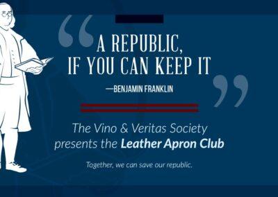 The Modern Leather Apron Club